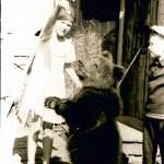 медвежонок в Яйве